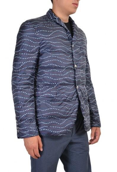 Moncler Gamme Bleu Men's Multi-Color Down Insulated Sport Coat Jacket: Picture 2
