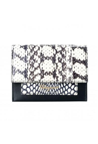 Salvatore Ferragamo Women's Snake Skin & Leather Wallet