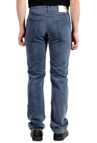 Exte Men's Blue Straight Leg Jeans: Picture 2