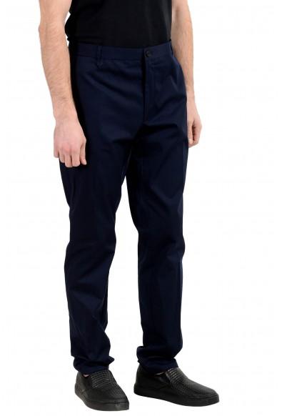 "Hugo Boss ""Heldor2"" Men's Dark Blue Stretch Casual Pants: Picture 2"