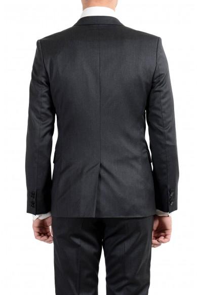 "Hugo Boss ""Aeron1/Hamen1"" Men's 100% Wool Gray Two Button Suit: Picture 2"