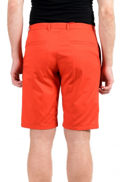 """Hugo Boss """"Hano3"""" Men's Red Stretch Casual Shorts : Picture 2"""