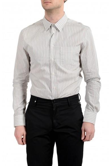 """Dolce&Gabbana D&G """"Regular"""" Men's Striped Long Sleeve Casual Shirt : Picture 2"""