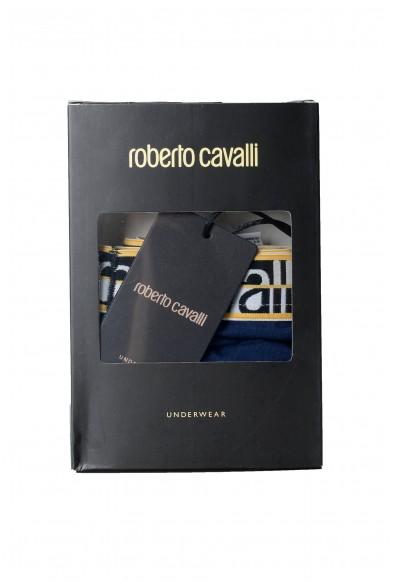 Roberto Cavalli Men's Dark Blue Boxer Underwear: Picture 2