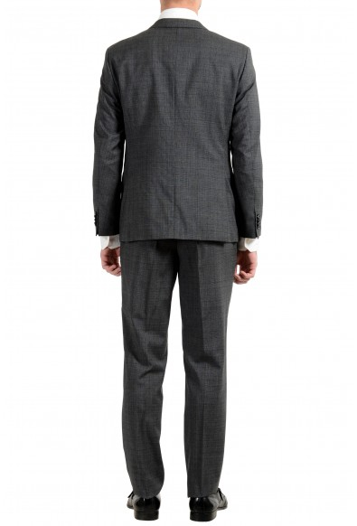 """Hugo Boss """"C-Jeffery/C-Simmons"""" Men's 100% Wool Gray Two Button Suit: Picture 2"""