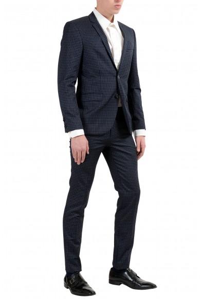 """Hugo Boss """"Adris4/Heilon"""" Men's Wool Plaid Two Button Suit: Picture 2"""