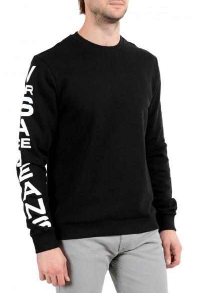 Versace Jeans Men's Black Logo Sweatshirt : Picture 2