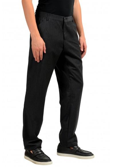 Dolce & Gabbana Men's 100% Wool Dress Striped Pants: Picture 2