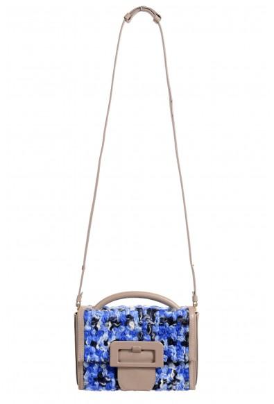 Maison Margiela Women's Multi-Color 100% Leather Small Shoulder Bag Handbag