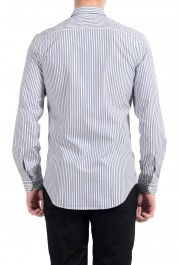 Etro Men's Multi-Color Striped Long Sleeve Button Down Casual Shirt: Picture 2