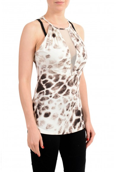Just Cavalli Women's Multi-Color Sleeveless Top: Picture 2