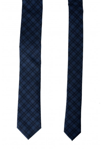 Hugo Boss Men's Geometric Print 100% Wool Tie: Picture 2
