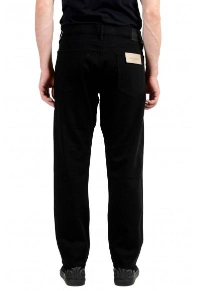 Burberry Britt Black Straight Leg Men's Jeans: Picture 2