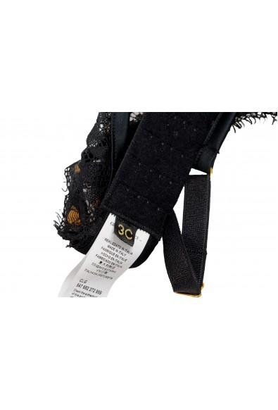 Versace Women's Animal Print Lace Bra : Picture 2