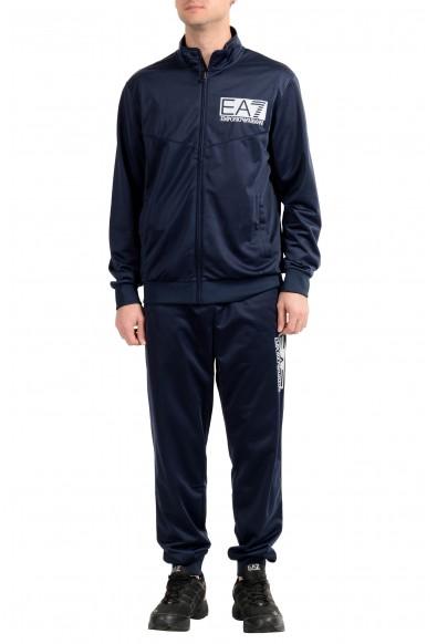 Emporio Armani EA7 Men's Dark Blue Track Sweat Suit