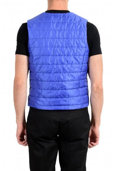 "Hugo Boss Men's ""Hiwan"" Blue Lightly Insulated Vest : Picture 2"