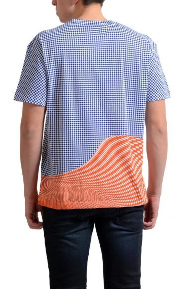 Prada Men's Multi-Color Graphic Print Crewneck T-Shirt : Picture 2