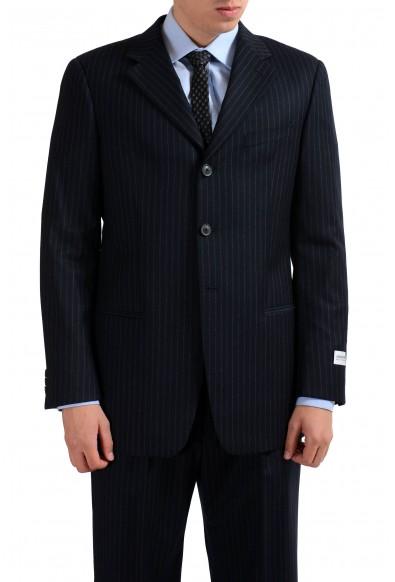 Armani Collezioni Men's Three Button 100% Wool Suit: Picture 2