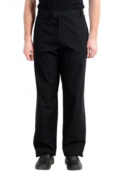 Exte Men's Black Casual Pants