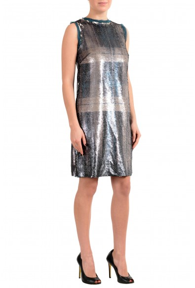 Maison Margiela Women's Sequins Embellished Evening Dress: Picture 2