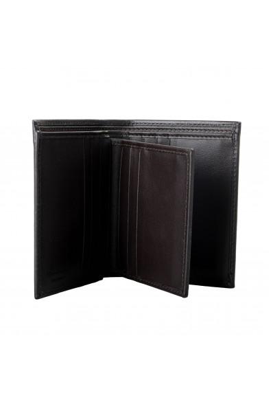Salvatore Ferragamo Men's Brown 100% Leather Logo Decorated Bifold Wallet: Picture 2
