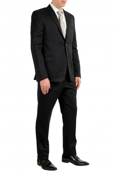 Versace Collection Men's Sparkling Black Two Button Suit : Picture 2