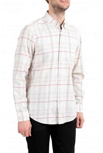 "Hugo Boss ""Lod_F"" Men's Regular Fit Plaid Long Sleeve Casual Shirt : Picture 2"