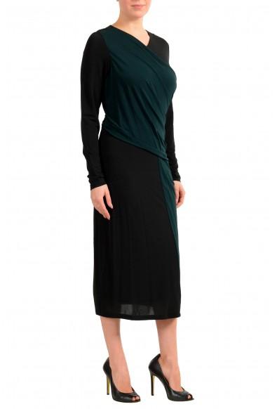 "Hugo Boss Women's ""Eretha"" Multi-Color Stretch Evening Dress: Picture 2"