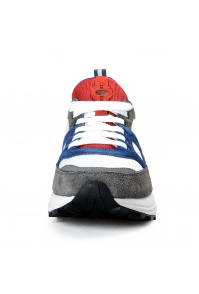 Car Shoe By Prada Men's Suede Leather Fashion Sneakers Shoes: Picture 2