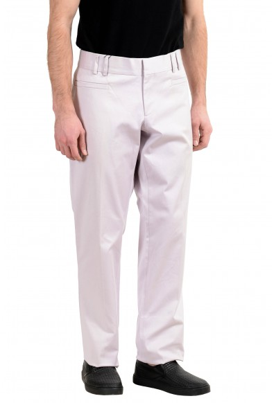 Gucci Men's Light Purple Stretch Casual Pants: Picture 2