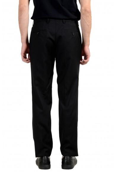 "Hugo Boss ""The James4/Sharp6"" Men's 100% Wool Black Dress Pants : Picture 2"