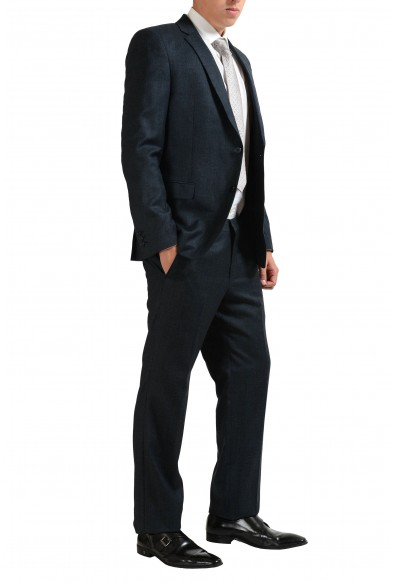 Versace Collection 100% Wool Gray Two Button Men's Suit: Picture 2