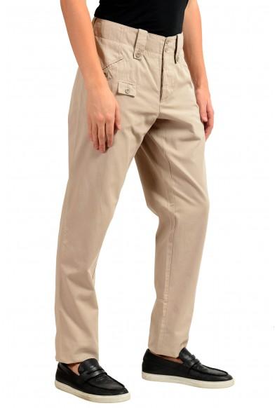 Dolce & Gabbana Men's Beige Casual Pants : Picture 2