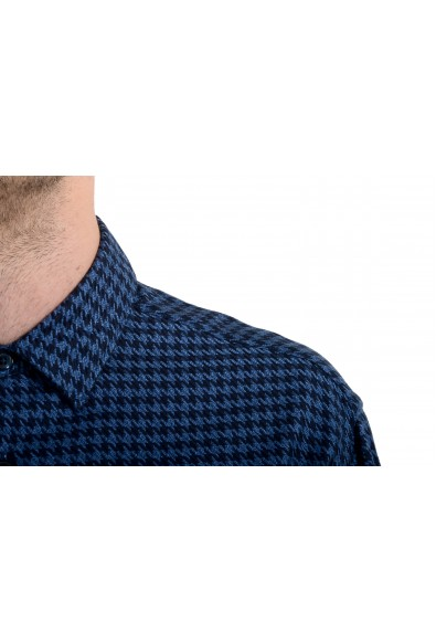 """Hugo Boss """"Noah"""" Men's Relaxed Fit Blue Long Sleeve Casual Shirt: Picture 2"""