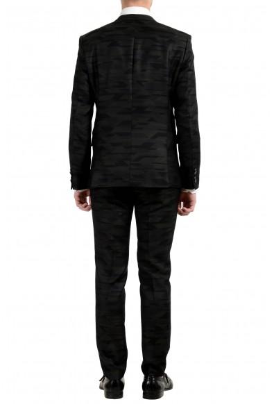 """Hugo Boss """"Adris4/Heilon"""" Men's 100% Wool Multi-Color Two Button Suit: Picture 2"""