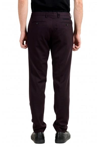 "Hugo Boss ""Wilhelm3"" Men's 100% Wool Dark Purple Dress Pants : Picture 2"