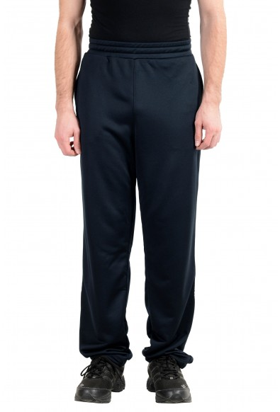 "Emporio Armani EA7 ""Air Duct"" Men's Black Track Sweat Pants"
