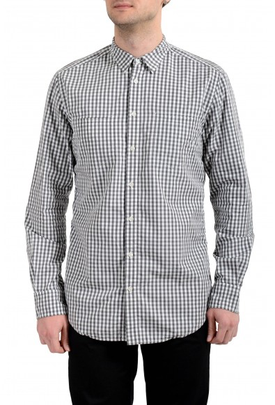 Dolce&Gabbana D&G Men's Reversible Long Sleeve Dress Shirt