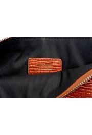 Jil Sander 100% Leather Gold Women's Clutch Bag: Picture 5