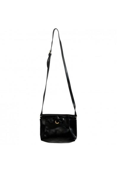 Red Valentino Women's 100% Leather Black Shoulder Bag