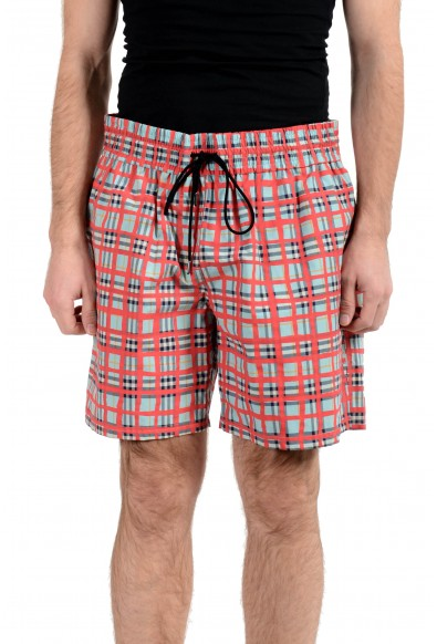 Burberry Men's Graphic Casual Shorts