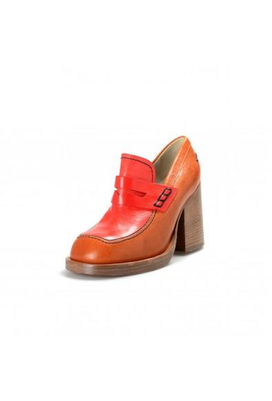Marni Women's Brown High Heel Pumps Shoes