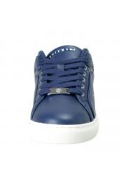 "Plein Sport ""Julian"" Blue Fashion Sneakers Shoes: Picture 7"