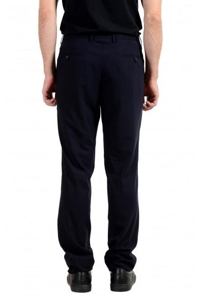 "Hugo Boss ""T-Gilmond"" Men's 100% Wool Navy Blue Dress Pants: Picture 2"