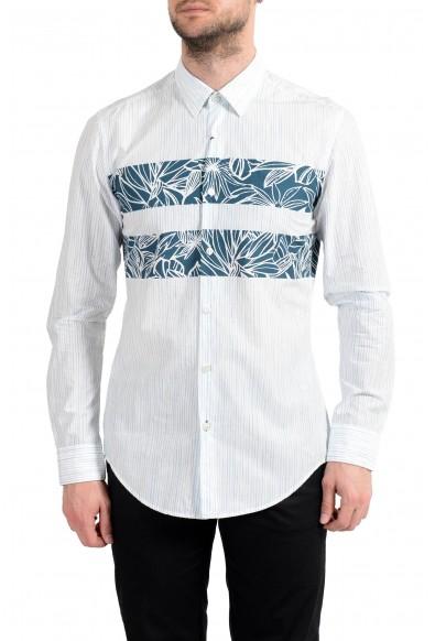 "Hugo Boss ""Ronni_FO"" Men's Slim Long Sleeve Casual Shirt"