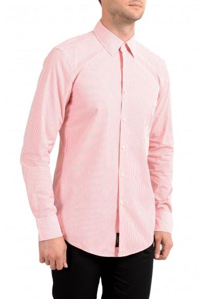 "Hugo Boss Men's ""Jack"" Slim Fit Striped Long Sleeve Dress Shirt"