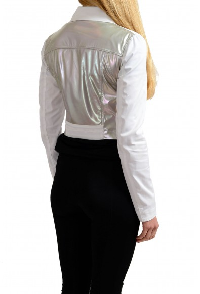 Versace Jeans Multi-Color Full Zip Women's Basic Jacket: Picture 2