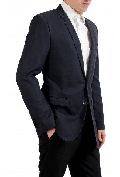 "Dolce & Gabbana ""Gold"" Men's Black Silk Blazer Sport Coat: Picture 2"