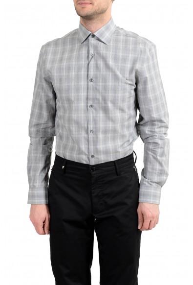 John Varvatos Multi-Color Slim Fit Long Sleeve Men's Shirt: Picture 2
