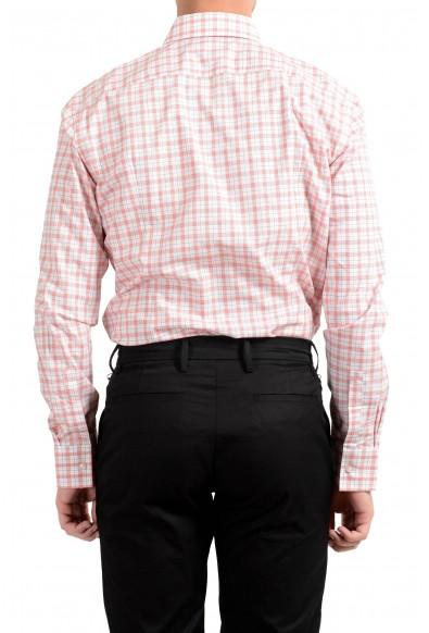 "Hugo Boss Men's ""Prince"" Slim Fit Plaid Long Sleeve Dress Shirt: Picture 2"